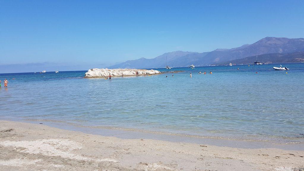 Zona sud-ovest della spiaggia di San Florenzio